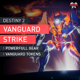 Destiny 2 Vanguard Strike Mission Tokens Powerfull Gear Random Vorhut Quest