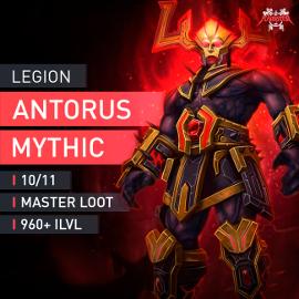 Antorus, der Brennende Thron Mythic Master Loot 960+ Plündermeister Beute ML WoW