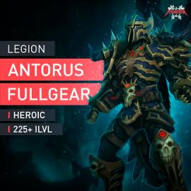 Antorus The Burning Throne Heroic HC Fullgear Loot Raid 945+ Beute Full Gear