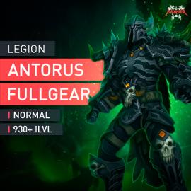 Antorus The Burning Throne Normal NHC Fullgear Loot Raid 930+ Beute Full Gear