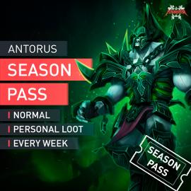 Mmonster Season Pass Antorus The Burning Throne Normal NHC Personal Loot Raid