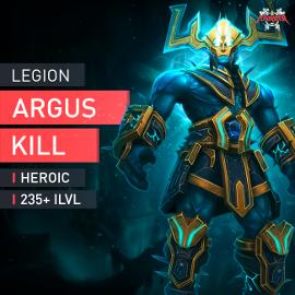 Antorus der Brennende Thron Argus The Unmaker Kill Heroic 955+ Raid Personal Loot PL WoW (EU Servers)