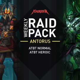 Weekly Antorus Raid Pack Antorus the Burning Throne Normal + Heroisch NHC & HC WoW (EU Servers)