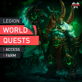 100 Legion World Quests Farm 845+ Item 14000 Order Resources Artifact Power Wow