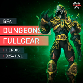 Heroic Dungeons Full Gear