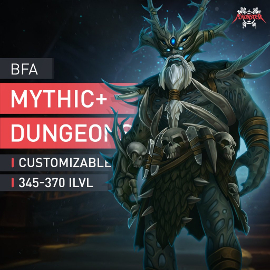 Mythic+ Dungeons Boost