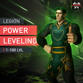 WoW 1-100 LVL POWER LEVELING